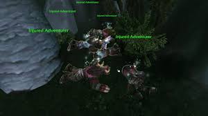 World Of Warcraft Crumpled Note First Aid Legion Quest YouTube