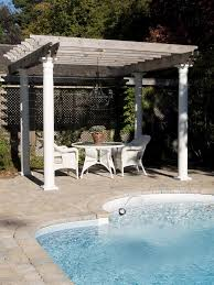 41 Incredibly Beautiful Backyard Pergolas Make Shade Canopies Pergolas Gazebos And More Hgtv Decks With Design Ideas How To Pick A Backsplash With Best 25 Ideas On Pinterest Pergola Patio Unique Designs Lovely Small Backyard 78 About Remodel Home How Build Wood Beautifully Inspiring Diy For Outdoor 24 To Enhance The 33 You Will Love In 2017 Pergola Dectable Brown Beautiful Plain 38 And Gazebo