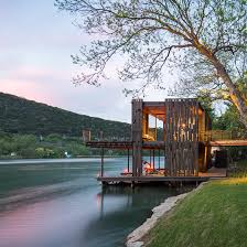100 Boathouse Architecture AnderssonWise Assembles New And Salvaged Materials Into