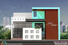 100 India House Design South N Style Single Floor House Plan Kerala Home Design