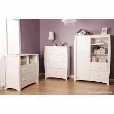 South Shore White Dressers by South Shore Beehive 4 Drawer Chest Multiple Finishes Walmart Com