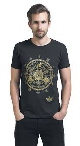 100 zelda triforce l uk camiseta legend of zelda