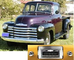 100 1947 Chevrolet Truck Amazoncom Custom Autosound Stereo Compatible With 1953 Chevy