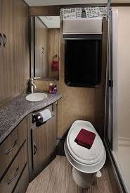 Coachmen Orion Class A Motorhome Bathroom