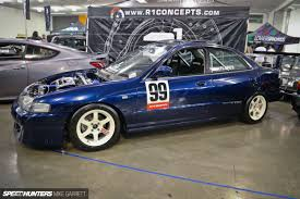 An Integra With More Doors Speedhunters
