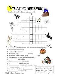 Halloween Mad Libs Esl by 102 Best Esl Halloween Images On Pinterest Activities