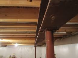 can i move my basement column and if so what is involved