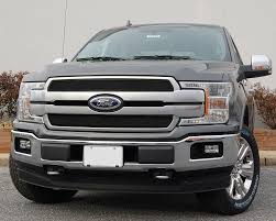 100 Ford Truck Grill F150 King RanchPlatinum Heavy Mesh Black E 20182019