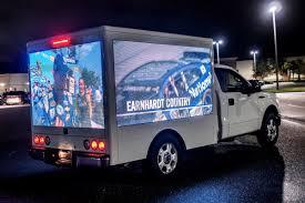 100 Stacks For Trucks Spark Videotrucks Digital LED Video Promotional Vehicles Mobile