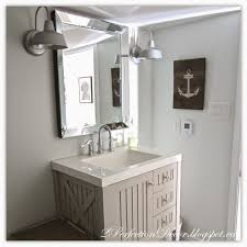 √ 2Perfection Decor: Basement Coastal Bathroom Reveal Modern Guest Bathroom Coastal Vessel Sink Seaside Arstic 35 Cute And Sleek Ideas Decor With Excellent Surprising Nautical Ornaments For Grey Floor Fniture Des 25 Inspirational Theme Design Beachy Decorating Creative Decoration Beach House Decor Bm Fniture Coral Teal Awesome Best On Beach Themed Rooms Wall Small Mirror Vanity 2perfection Basement Reveal