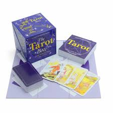 Mythic Tarot Deck Book Set by The Tarot Box Tarot Cards