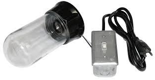 Media Blasting Cabinet Lighting by Cabinet Blaster Parts