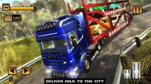 100 Truck And Trailer Games Amazoncom Offroad Cargo Simulator Drive Adventure Mega City