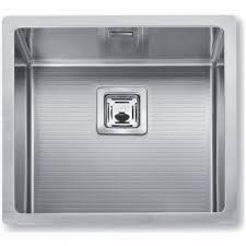 cuve inox cuisine cuve evier inox sous plan mg 45 x 40 cm robinet and co evier