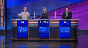 She Became A Jeopardy