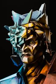 Halloween Wars Judges Season 5 by Faceoff Season 5 Living Art Laura Cubism Close Up Still
