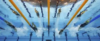 Underwater At The Olympics Dalder