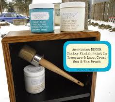 Americana Decor Creme Wax by A Cd Dvd Tower To A Yarn Stash Cabinet Chalkyfinish 4 You