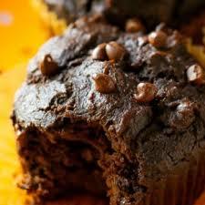 Shock Top Pumpkin Wheat Calories by 110 Calorie Chocolate Cherry Muffins Sallys Baking Addiction