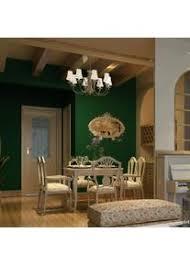 accey rustikale vintage smaragdgrün einfarbig