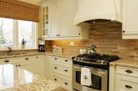 which backsplash tile goes with granite killam the true