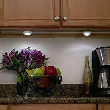 utilitech pro 2 5 in plug in under cabinet 3 light led puck light