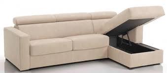 canapé beige convertible canapé d angle convertible avec têtières revêtement microfibre