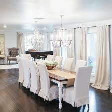 White Farmhouse Dining Table