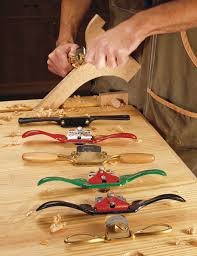 metal bodied spokeshaves popular woodworking magazine