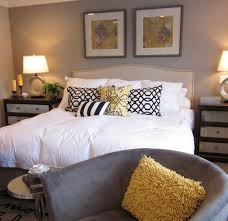 Stunning Bedroom Decorative Pillows Amusing Small Decoration Ideas With