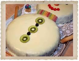 gâteau bonhomme de neige by acb 4 you