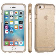 Clear with Glitter iPhone 6s & iPhone 6 Cases