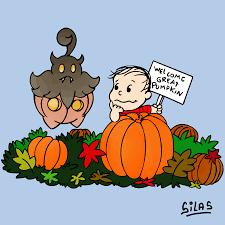 Linus Great Pumpkin Image by Linus Van Pelt And Pumpkaboo By Silasfernandes07 On Deviantart