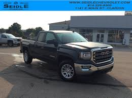Clarion - New GMC Sierra 1500 Vehicles For Sale 2017 Gmc Sierra Vs Ram 1500 Compare Trucks Introduces New Offroad Subbrand With 2019 At4 The Drive At Western Buick Fort Quappelle Vehicles For Sale Raises The Bar Premium Pickup Yellowknife Future Cars Will Get A Bold Face Carscoops First Review Digital Trends Denali Reinvents Bed Video Roadshow