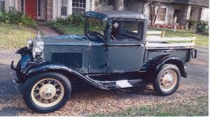 100 Model A Ford Truck Cars For Sale Restorers Club