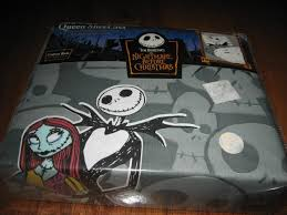 Nightmare Before Christmas Tree Skirt by Disney Tim Burton U0027s Nightmare Before Christmas Queen Sheet Set