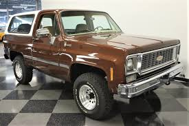 Mighty 1977 Chevrolet K5 Blazer | ClassicCars.com Journal