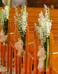 Baby Breath Wedding Decorations Church