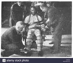 execution chaise electrique execution prison photos execution prison images alamy