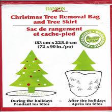 Disposable Biodegradable Christmas Tree Removal Bag And Skirt