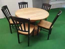 tisch ess ausziehtisch inkl einlegeplatten 5 stühle team 7