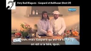 bad blague cuisine gaspard et balthazar best of bad blague dailymotion