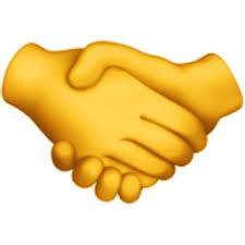 Handshake Emoji U 1F91D