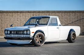 Award-Winning 1974 Datsun Sunny