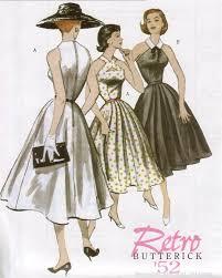 Cozy 50s Dress Patterns Butterick B5033 Uncut Pattern 14 20 Vintage Retro