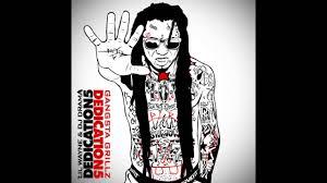 Lil Wayne No Ceilings 2 Album Tracklist by Lil Wayne Itchin Dedication 5 Youtube