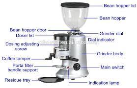 Industrial Coffee Grinding Machine Electric Grinder