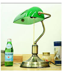 Antique Bankers Lamp Green by Glitz Banker Antique Table Lamp 30 Glass Table Lamp Buy Glitz