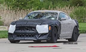 2019 Shelby GT500 SPIED New Shelby GT500