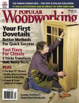 the woodrat popular woodworking magazine
